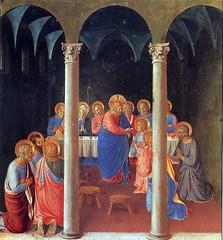 Gospel of St. Matthew 26  26-30 Establishing the mystery of the Last Supper - By Amgad Ellia 13 (Amgad Ellia) Tags: st mystery by last 26 matthew supper gospel amgad ellia 2630 establishing