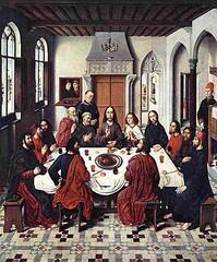 The Gospel of St. Luke 22  19-22 Establishing the mystery of the Last Supper - By Amgad Ellia 10 (Amgad Ellia) Tags: st mystery by last 22 luke supper 1922 gospel amgad ellia the establishing