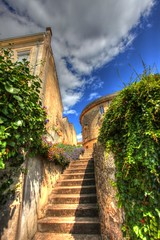 Steps (rastAsia) Tags: france dordogne castillon castillonlabataille