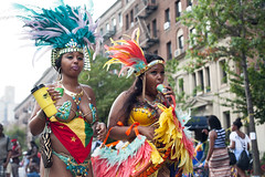 BLM_20140901_EVT_16_01_025 (#melphoto) Tags: nyc carnival brazil brooklyn dance costume flag feathers parade september bands american trinidad dancehall tribe reggae jamaican easternparkway soca westindian laborday headdress haitian 2014 caribbeancarnavale