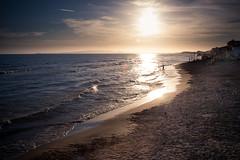 Lungomare, Follonica, Toscana (william eos) Tags: tramonto mare sole follonica canonef24105mmf4lisusm williamprandi toscana2014