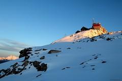 Hoher Sonnblick (bergfroosch) Tags: sonnenaufgang grosglockner sonnblickobservatorium