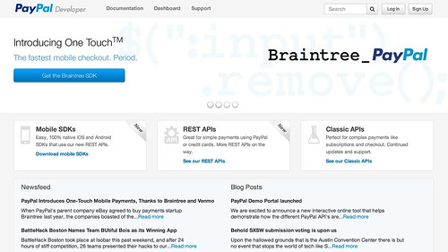 PayPalBraintreeHomepage