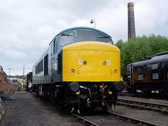 45060 BARROW HILL 110704 (DavidsTransportPix) Tags: peak d100 britishrail dieselengine britishrailways diesellocomotive type4 dieselelectric barrowhill class45 45060 1coco1 mainlinediesel pilotschemediesel