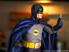 Batman - Adam West Action Figure. NECA (VISION TORRES) Tags: west adam comics toy dc action collection figure batman figurine collectable neca figura accin