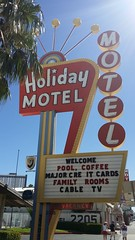 Holiday Motel, Las Vegas