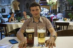 "Греемся в Augustiner-Großgaststätten • <a style=""font-size:0.8em;"" href=""http://www.flickr.com/photos/107434268@N03/15145684611/"" target=""_blank"">View on Flickr</a>"