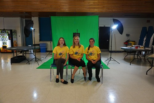 Learn to Green Screen at #edCampBarrie 2014