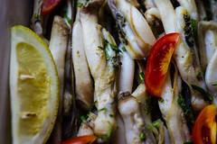 Food & Wine #5 (fabio barbera) Tags: food canon wine 7d guacamole calabria avita vino 6d crudo cernia lumedicandela cannolicchi cir gaglioppo