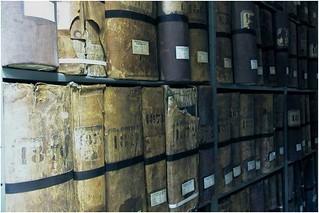 Registri d'ingresso, Archivio storico del Brefotrofio - Provincia di Milano