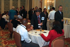 Business Match Making at the USHCC 2014 Convention, SCE