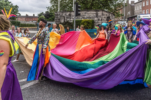 DUBLIN 2015 LGBTQ PRIDE PARADE [WERE YOU THERE] REF-106005