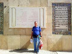 20120524_083623 (missionari.verbiti) Tags: verbiti amiciverbiti terrasanta turismo israele neghev marmorto qumran gerusalemme betlemme gerico nazareth tabor cafarnao hermon cesarea