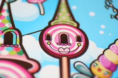 CandyLand (RomeoNinjaKitty Photography) Tags: cones cakes rainbow color colorlove colortherapy art games play kids fun sugar sweet candy candyland candycanes lollipops gumdrops