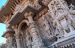 Shri Swaminarayan Mandir 5 (David OMalley) Tags: shri swaminarayan mandir new jersey windsor hindu hinduism baps marble canon g7x mark ii canong7xmarkii