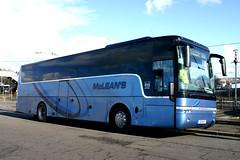 5351 HP Van Hool McLeans (Ayrshire Bus Images) Tags: 5351hp vanhool mcleans bus coach transport
