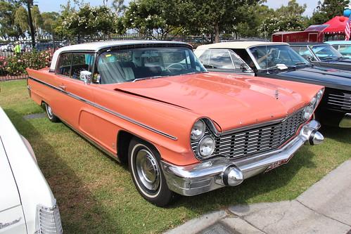 1960 Lincoln Premiere 2 door Hardtop