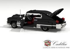 Cadillac Series 62 Fastback (1948) (lego911) Tags: auto classic 1948 car plane airplane model europe fighter lego pacific render aircraft air wwii aeroplane cadillac 1940s chrome series lightning fin bomber lockheed coupe challenge v8 1941 62 cad 79 tailfin lugnuts povray fastback moc p38 ldd usaaf miniland turbosupercharge lego911 lugnutsgoeswingnuts