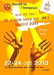 WE Start JMJ de Madrid