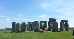 "Stonehenge circle • <a style=""font-size:0.8em;"" href=""http://www.flickr.com/photos/9840291@N03/14213975998/"" target=""_blank"">View on Flickr</a>"
