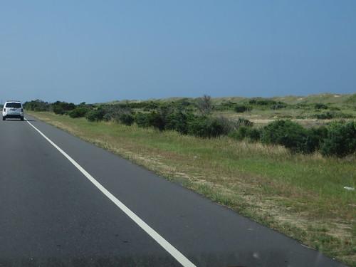 Cape Hatteras National Seashore, North Carolina Highway 12, Outer Banks