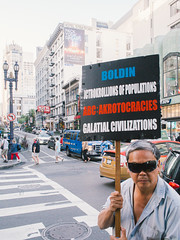 Galatial Civilizations (jeffm211) Tags: sanfrancisco portrait sign frankchu powellstreet