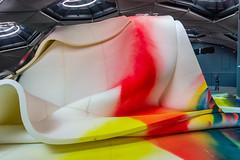 Katharina Grosse @Kunsthaus Graz