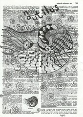 Illustrated Dictionary Page N (ayn.dubois) Tags: pages illustrated dictionary swapbot