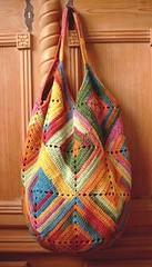 crochet bag - free p (preciouskidsgreatparents) Tags: kids bag parents paradise outdoor furniture great crochet free precious p wicker