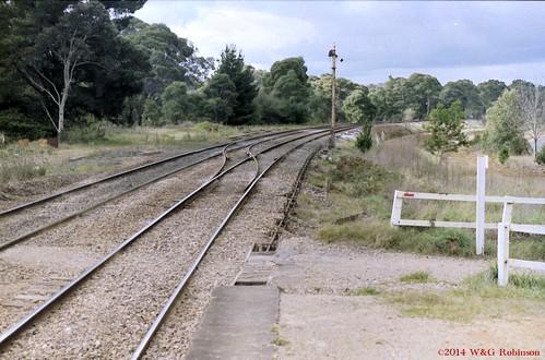 Penrose level crossing