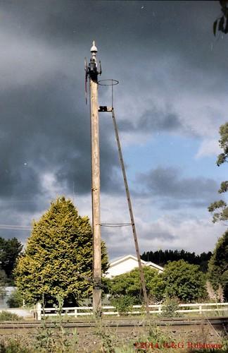 Station signal, Penrose