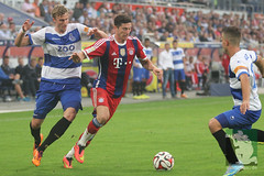 """Vorbereitungsspiel MSV Duisburg vs. FC Bayern Muenchen • <a style=""""font-size:0.8em;"""" href=""""http://www.flickr.com/photos/64442770@N03/14528631179/"""" target=""""_blank"""">View on Flickr</a>"""