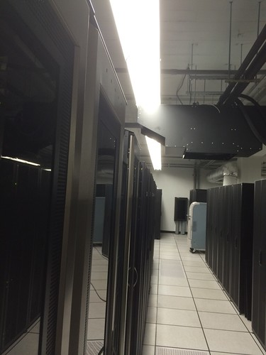 Saturday morning in the data center