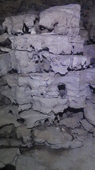 Layers of Limestone (wrcochran) Tags: tag alabama caves limestone caving cavern speleo spelunking nss caveformations