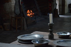 Food Preperation (CoasterMadMatt) Tags: uk greatbritain summer england london english heritage history thames architecture court out table outside photography site nikon candles kitchens day candle exterior photos unitedkingdom south united great royal july property kingdom plate palace tudor richmond architectural historic east photographs tables gb borough british plates southeast hampton grounds monarchy palaces britian attraction upon attractions dayout 2014 hamptoncourtpalace nikond3200 richmonduponthames tudors tudorstyle royalpalaces d3200 historicroyalpalaces londonboroughofrichmonduponthames tudorkitchens archictecturalstyle coastermadmatt july2014 coastermadmattphotography