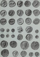 """Image from page 142 of """"Archaiologik ephmeris : ekdidomen hypo ts en Athnais Archaiologiks Hetairias"""" (1862)"""