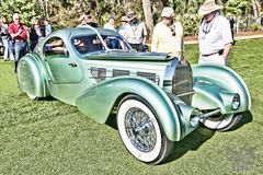 1934 Bugatti Type 57 at Amelia Island 2014 (gswetsky) Tags: classic island antique amelia concours bugatti 57 ccca delegance 57104