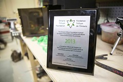 The Toronto Tool Library is awarded the Ontario Trillium Foundation grant
