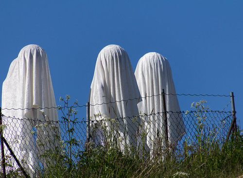 Spøkelsene