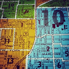 Indianapolis history buffs. What's missing on this 1968 map? #Indianapolis #history (Sandra Jarvis) Tags: instagramapp square squareformat iphoneography uploaded:by=instagram toaster indysalvage indyantiques indianapolis societyofsalvage interiordesign vintageindustrial sandrajarvis sos industrialdesign industrialfactorysurplus reclaimed vintage industrial antiques midlandartsantique