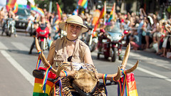 Stockholm Pride Parade 2014 (Subdive) Tags: city carnival gay party people colour love festival rainbow sweden stockholm pride prideparade homo sverige trans queer sthlm bi 2014 parad stockholmpride hamngatan stockholmprideparade 140802 hbtq sthlmprideparade
