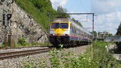 AM 304 - L125 - SEILLES (philreg2011) Tags: train break trein nmbs sncb seilles am80 l125 ic2400 ic2435 am304