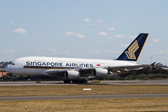 Singapore Airlines Airbus A380 (NSW Emergency Vehicles) Tags: china new india truck fire asia air tiger united jet delta zealand airbus a380 boeing jetstar qantas rex 777 scoot 787