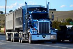 Optimus Prime on the road (Lee Square Photography) Tags: truck prime 1 nikon df transformer f30 optimus series vivitar 200mm