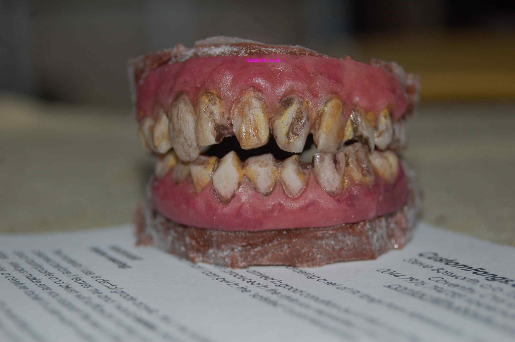 The World's most recently posted photos of sfx and teeth - Flickr