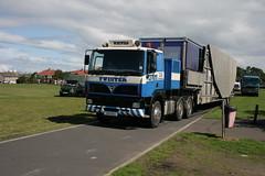 JR White Foden (Ayrshire LAD) Tags: fairground fair lorry moor funfair irvine marymass