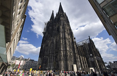 "Cologne Cathedral • <a style=""font-size:0.8em;"" href=""http://www.flickr.com/photos/45090765@N05/14795007037/"" target=""_blank"">View on Flickr</a>"