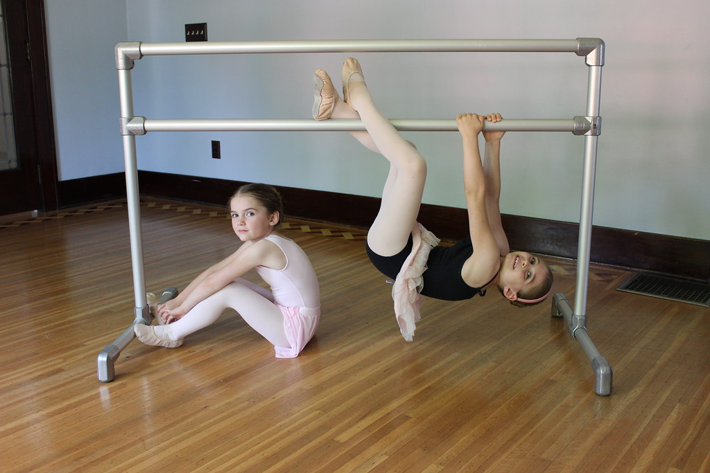 Build Your Own Ballet Barre Simplified Building