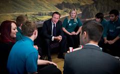 PM Direct Warrington (The Prime Minister's Office) Tags: warrington pm primeminister downingstreet no10 davidcameron unitedutilities pmdirect