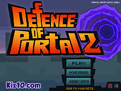 傳送門防禦戰2(Defence of Portal 2)